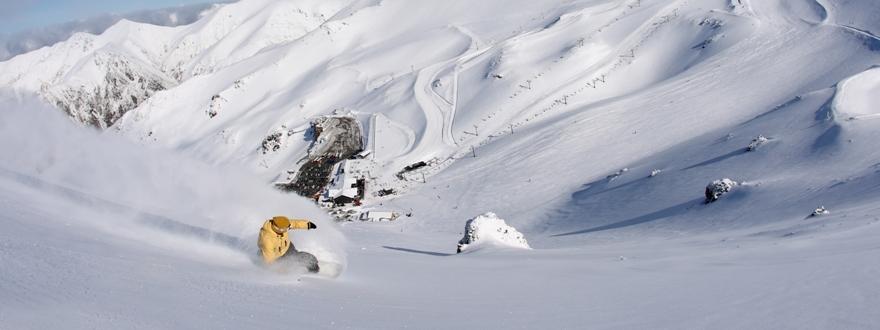 Mt Hutt Ski Area - Methven Heritage Centre