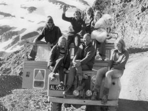 Mt Hutt Ski Area Staff 1973 - New Zealand Ski Heritage Museum - Methven Heritage Centre