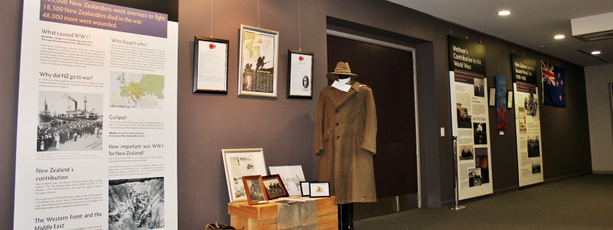 Hall of Memories - Methven Heritage Centre
