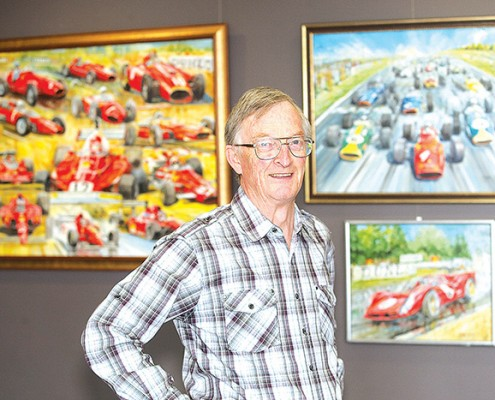 Dennis Brown (c) Ashburton Guardian
