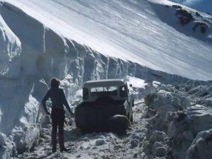 Hood Landrover Mt Hutt - New Zealand Ski Heritage Museum - Methven Heritage Centre