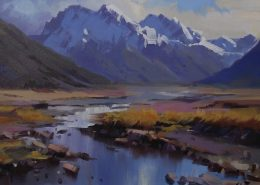 Charles Pickworth Exhibition - Methven Art Gallery