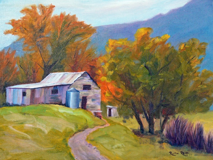 Ruth Reid - Methven Art Gallery