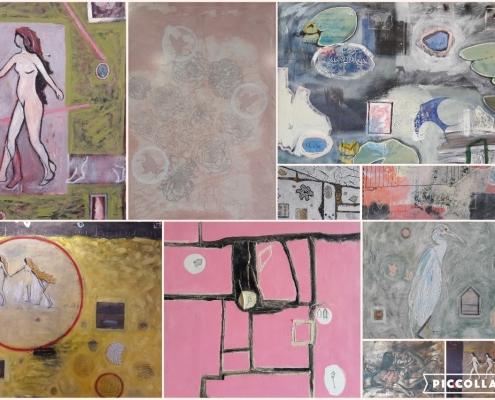 Ferne McIntosh - Mt Hutt Memorial Hall Art Exhibition